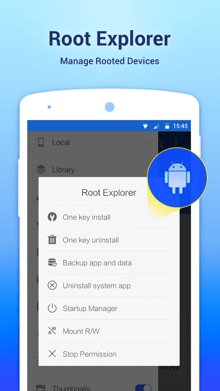 ES File Explorer/Manager PRO 4.1.7.1.2 Screen 22