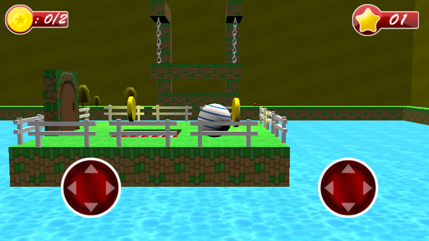 Android 3D Bouncing Ball Free Screen 3