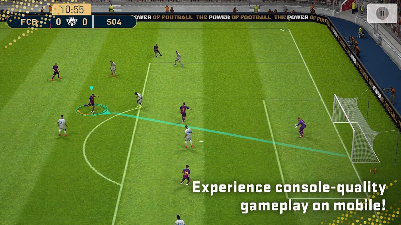 Android PES2017 -PRO EVOLUTION SOCCER- Screen 8