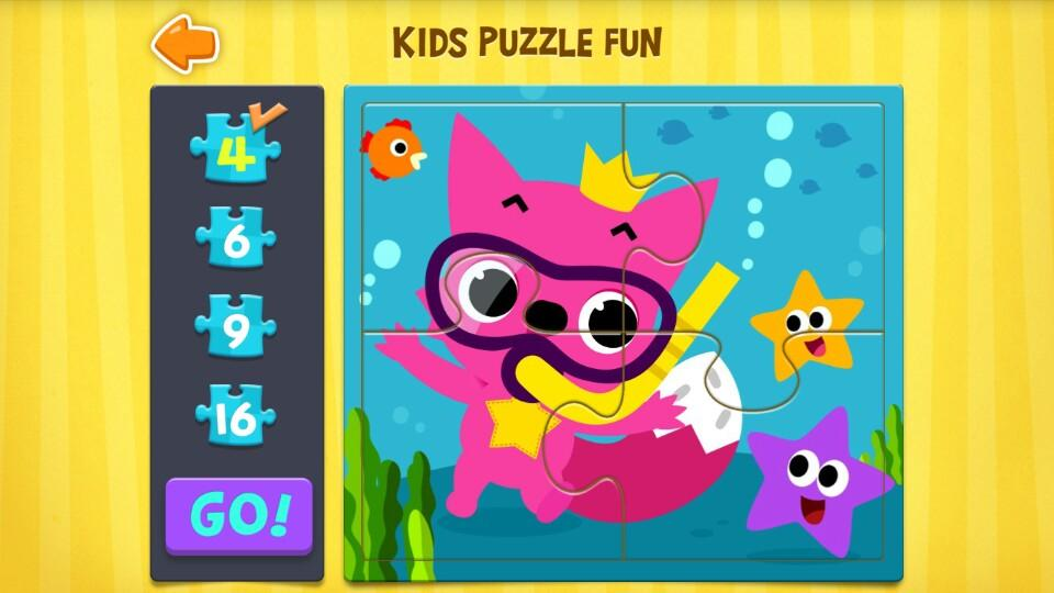 PINKFONG Kids Puzzle Fun 9 Screen 6