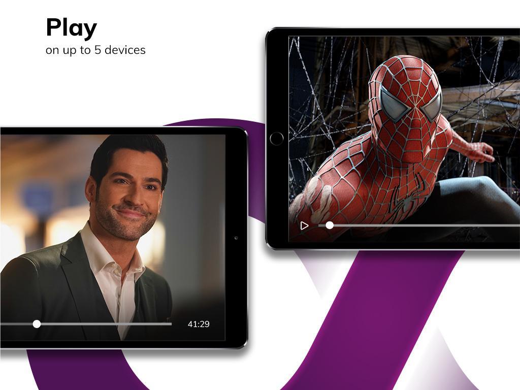 HOOQ - Stream & Watch Movies, TV Series & More 2.14.1-b705 Screen 11