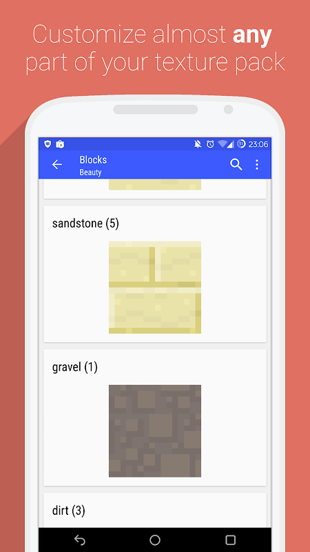 Android UTK.io for Minecraft PE Screen 5