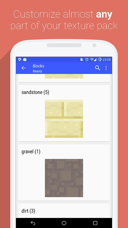 UTK.io for Minecraft PE 1.2 beta4 Screen 5