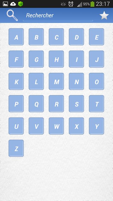 Dictionnaire Français 4.0.6 Screen 1