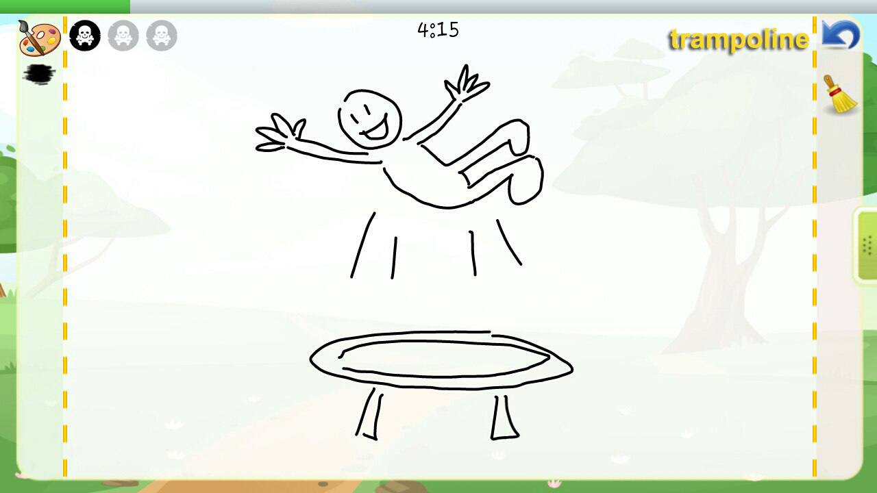 Android Draw and Guess Online Screen 4
