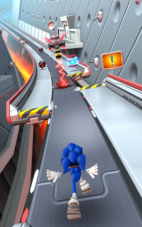 Sonic Dash 2: Sonic Boom 1.7.17 Screen 6