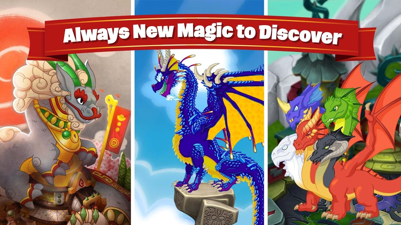 DragonVale 4.14.1 Screen 9