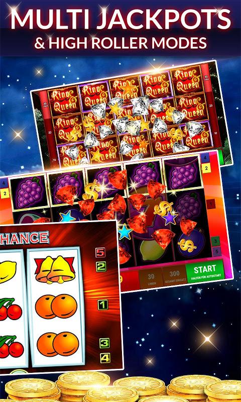 Android MERKUR24 – Online Casino & Slot Machines Screen 1