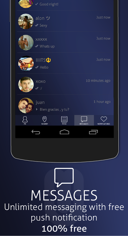 Best gay chat apps for android Top 100 – AppCrawlr