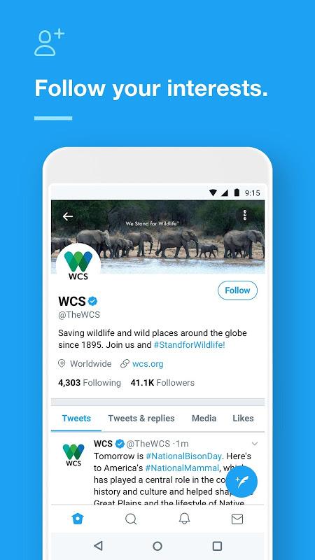 Twitter 7.96.0-release.58 Screen 6