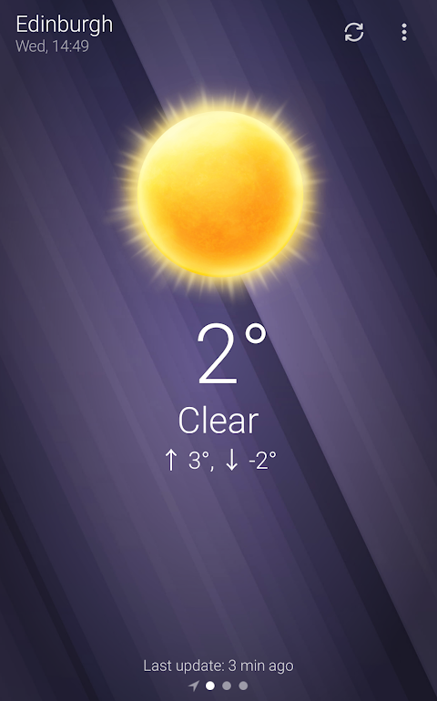 Weather 5.1.4 Screen 4