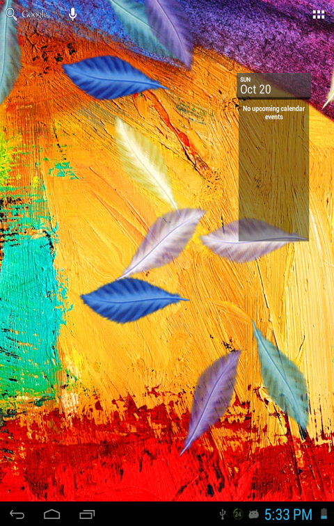 Galaxy Note 3 Feather Lwp Apks Android Apk