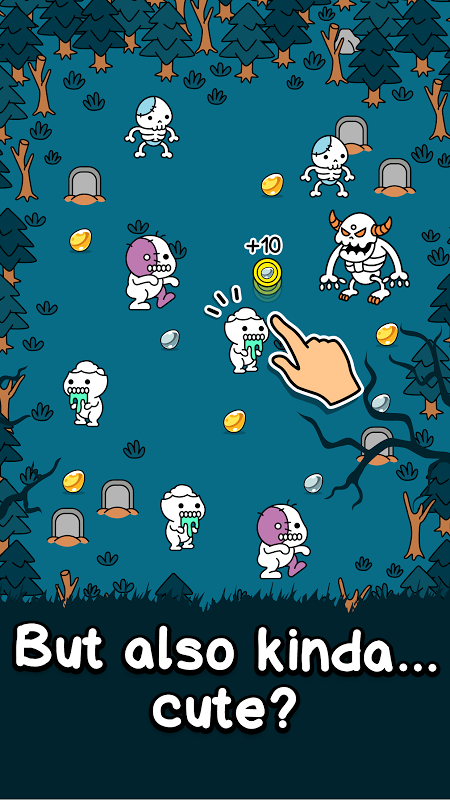 Zombie Evolution - Halloween Zombie Making Game 1.0.5 Screen 1