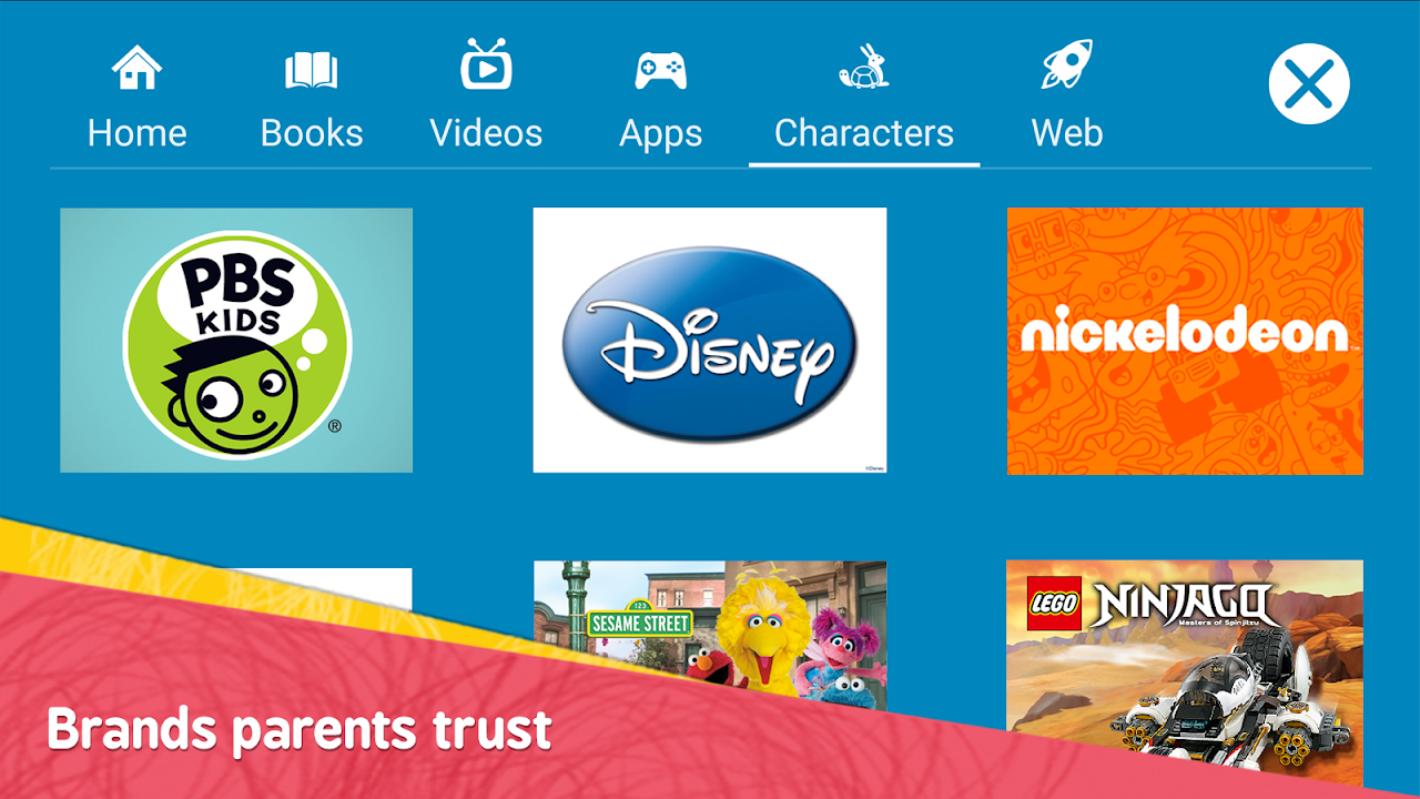 Amazon FreeTime – Kids' Videos, Books, & TV shows FreeTimeApp-fireos_v3.14_Build-1.0.203601.0.11091 Screen 3