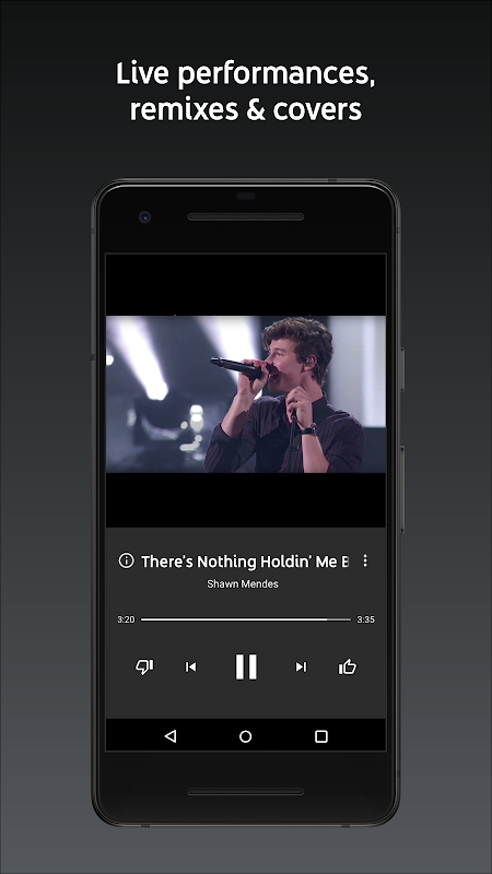 YouTube Music - stream music and play videos 3.05.54 Screen 2