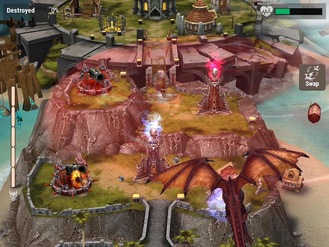 War Dragons 4.94.0+gn Screen 1