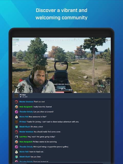 Mixer – Interactive Streaming 3.4.1 Screen 6