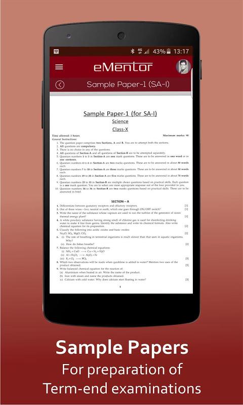 eMentor 1.1 Screen 4