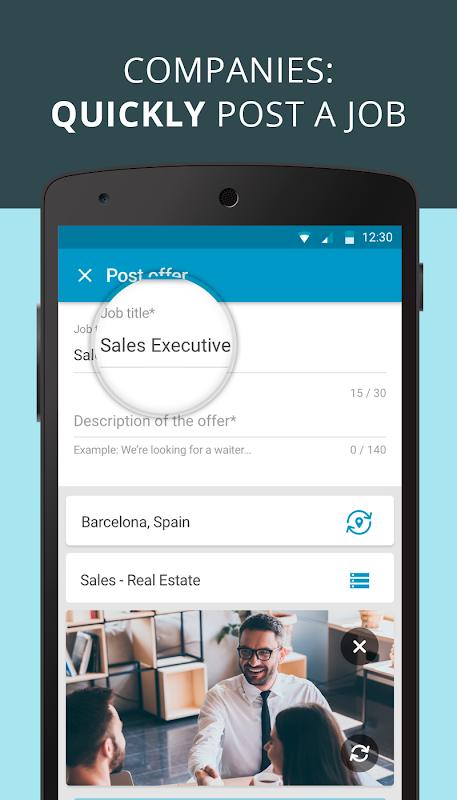 CornerJob - Job offers, Recruitment, Job Search 1.5.3 Screen 4