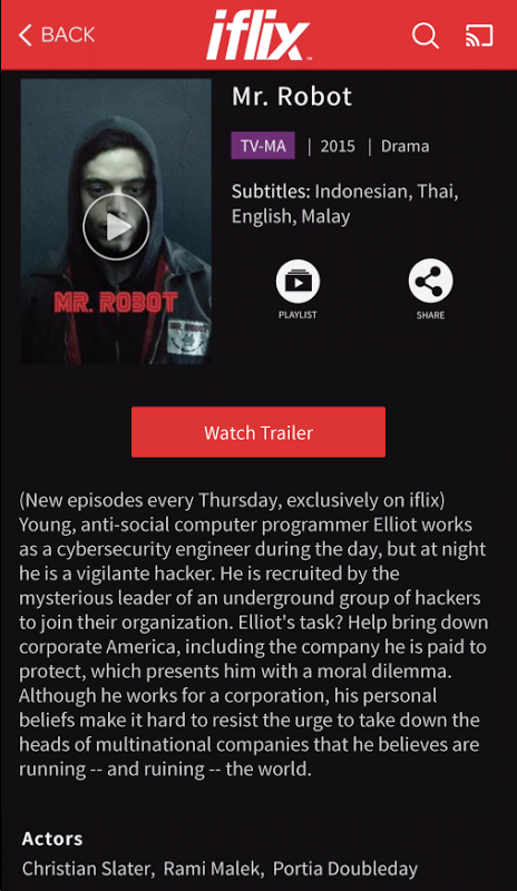 iflix 2.18.0-2982 Screen 11