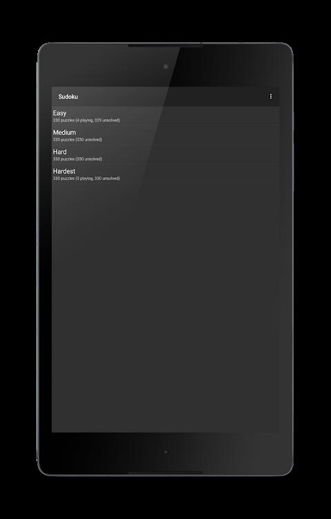 Sudoku 1.8.0 Screen 8