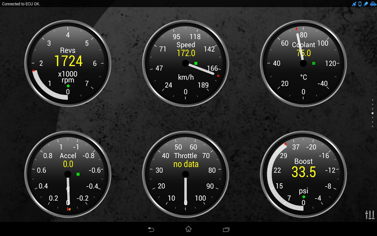 Android Torque Pro (OBD 2 & Car) Screen 16