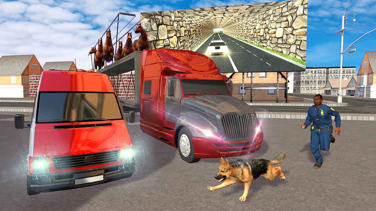 Crazy Horse Animal Transport 2.0 Screen 6