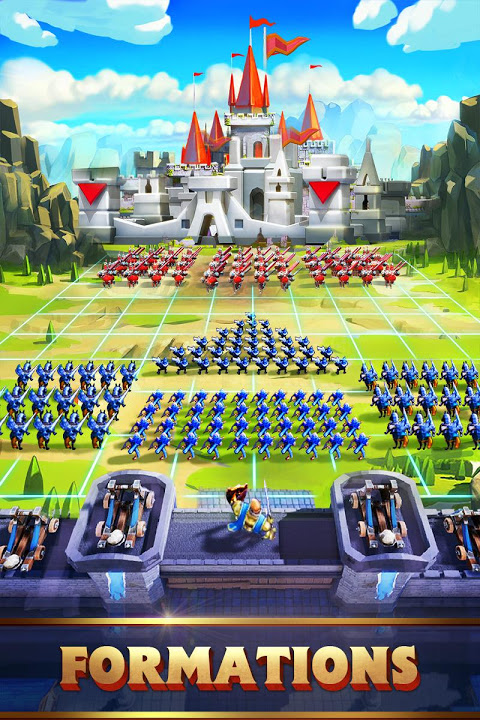 Lords Mobile: War Kingdom - Strategy RPG Battle 1.98 Screen 1