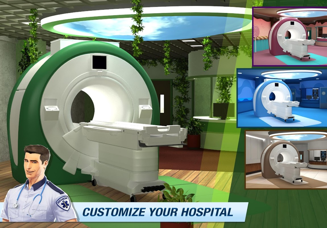 Operate Now: Build your own hospital 1.34.4 Screen 6