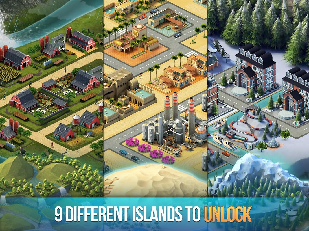 City Island 3 - Building Sim 2.5.3 Screen 9