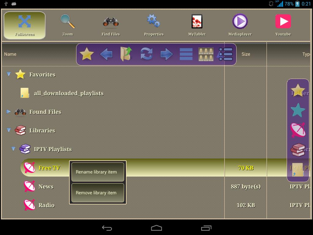 DFM Player 4.88 Screen 5