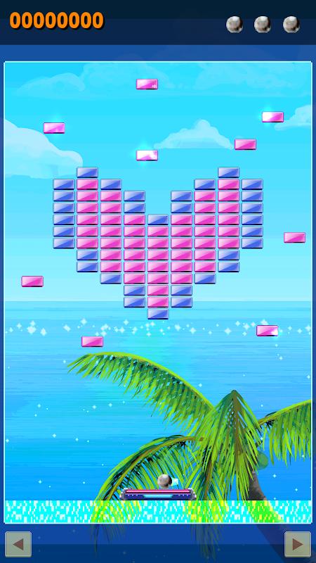 Android Brick Breaker Masters Ultimate Screen 2