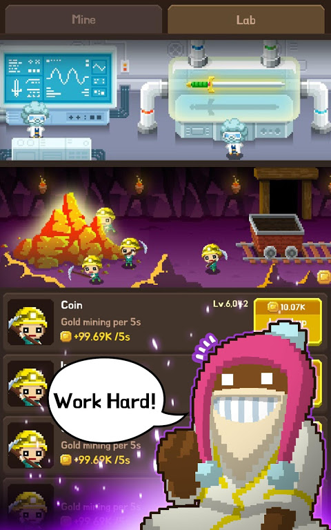 Android Videogame Guardians Screen 8