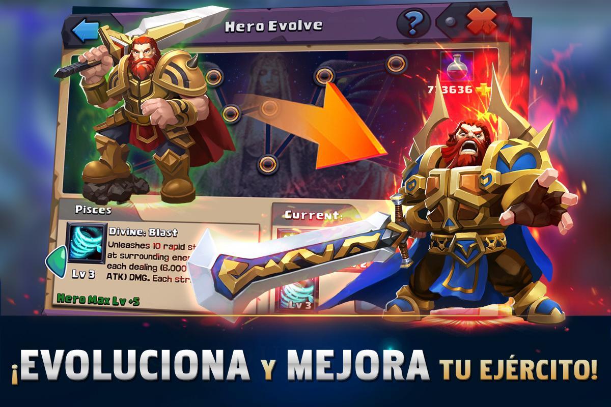 Clash of Lords 2: Español 1.0.170 Screen 2