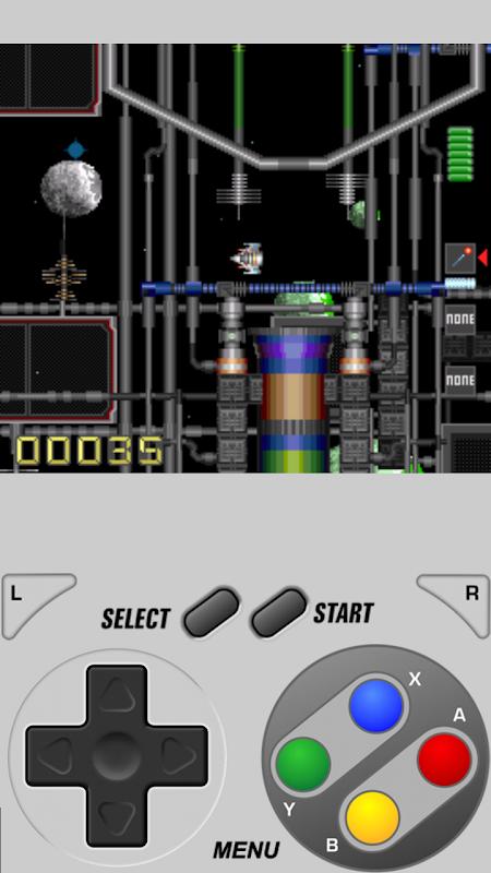 SuperRetro16 Lite (SNES) 1.8.4 Screen 5