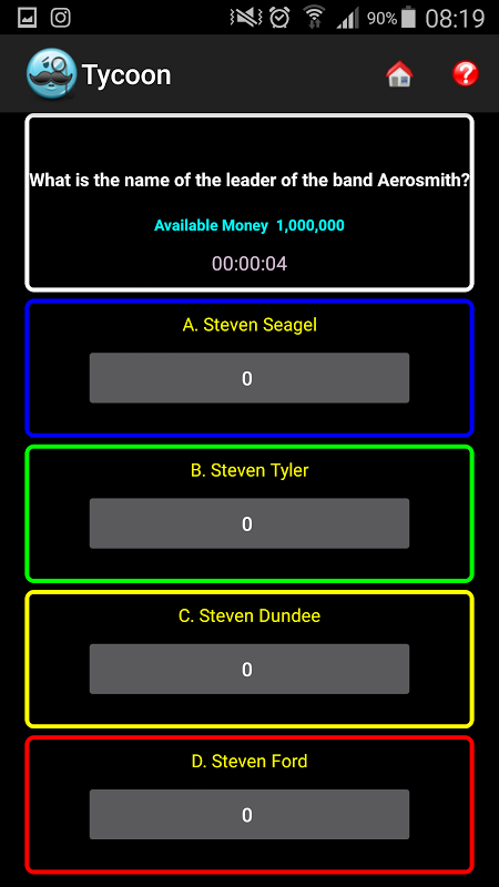 Android Tycoon Screen 5