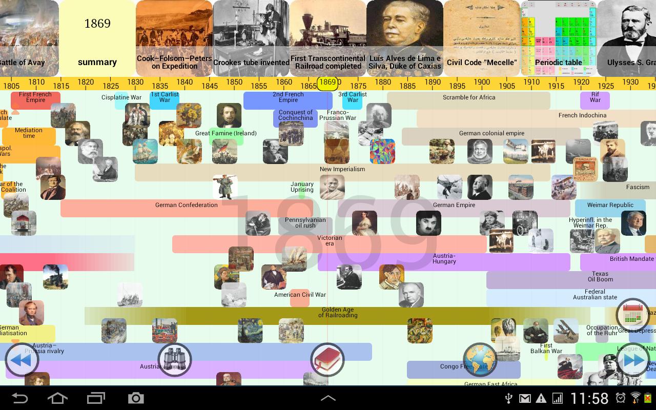 World History Atlas 2.46 Screen 2
