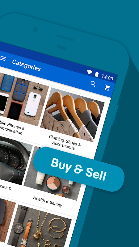 eBay Shopping Deals & Discounts - Buy, Sell & Save 5.28.1.1 Screen 2