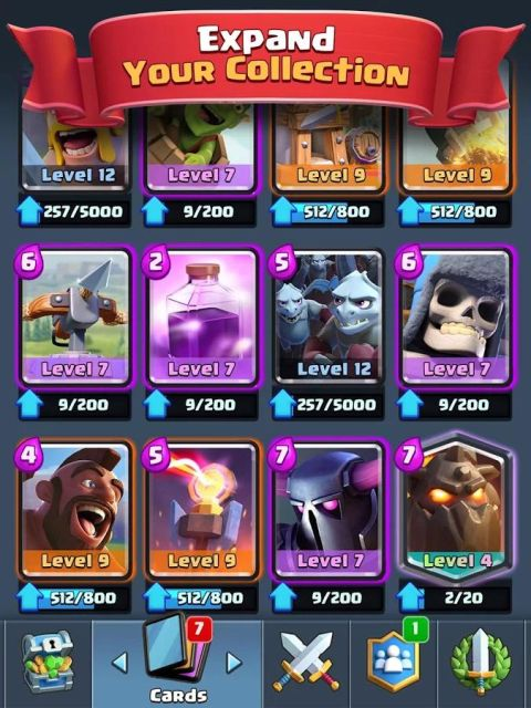 Android Clash Royale Screen 69
