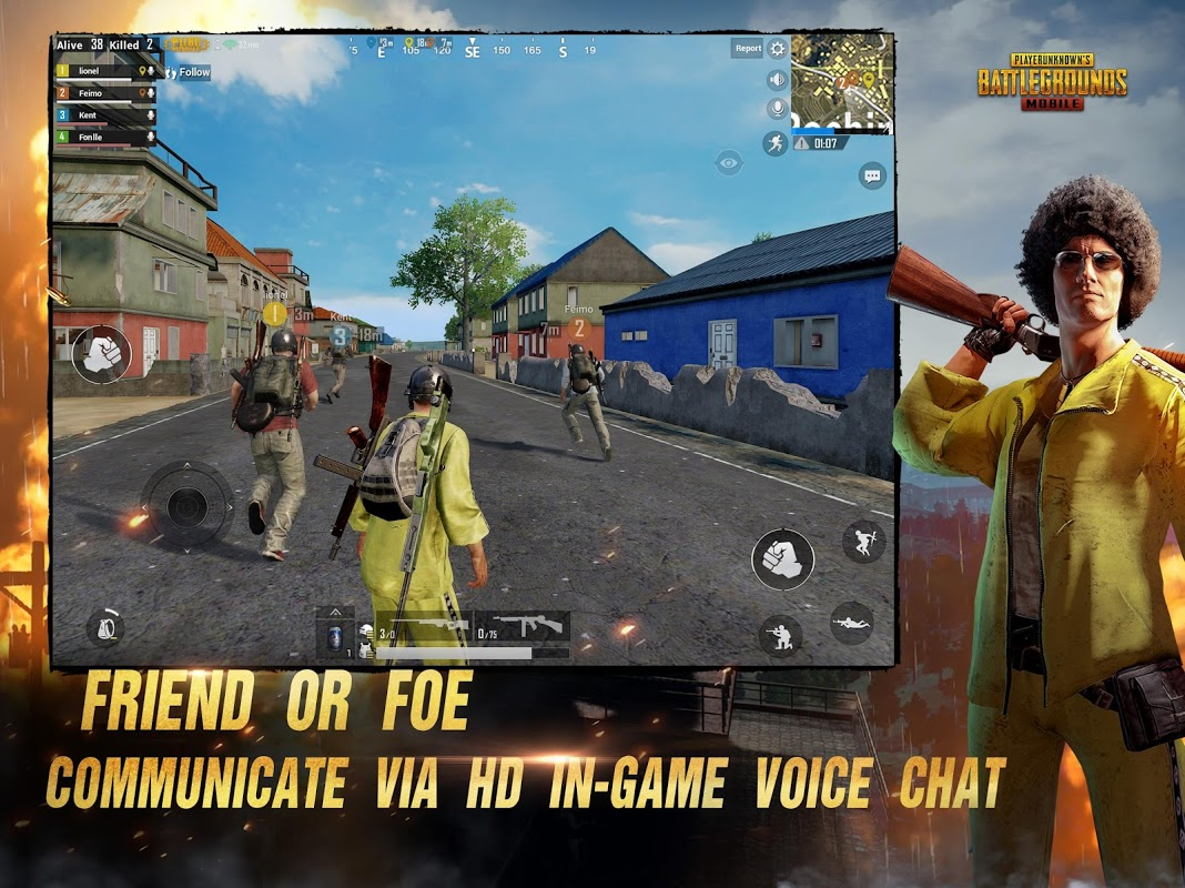 PUBG MOBILE 0.5.0 Screen 13