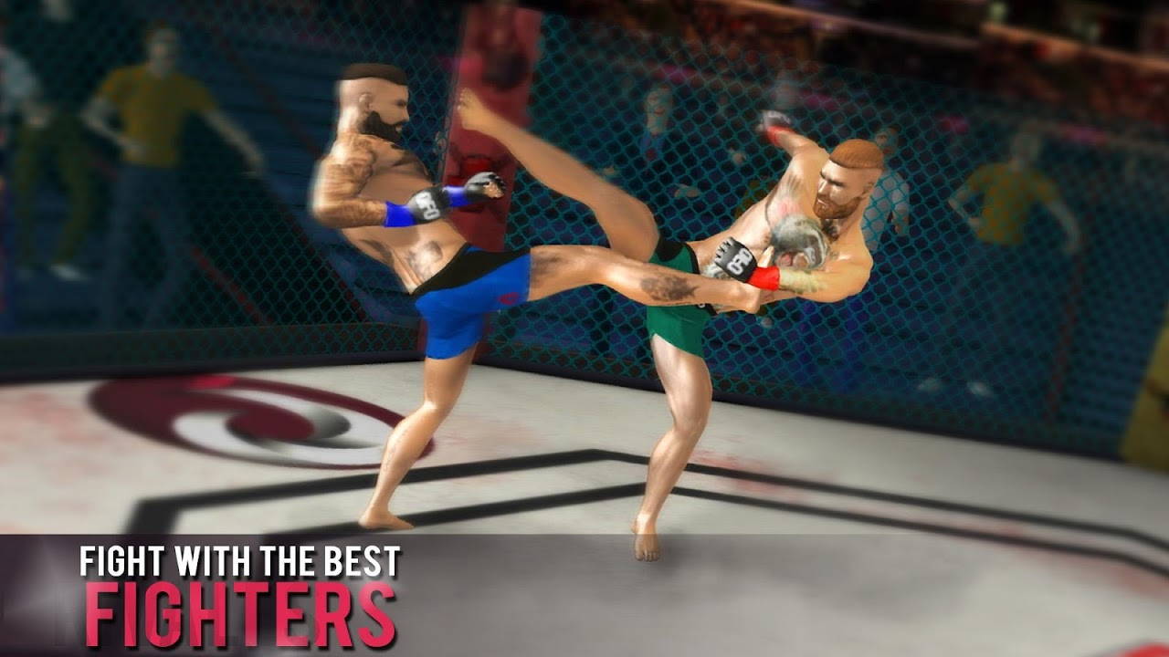 Android MMA Fighting Games Screen 1