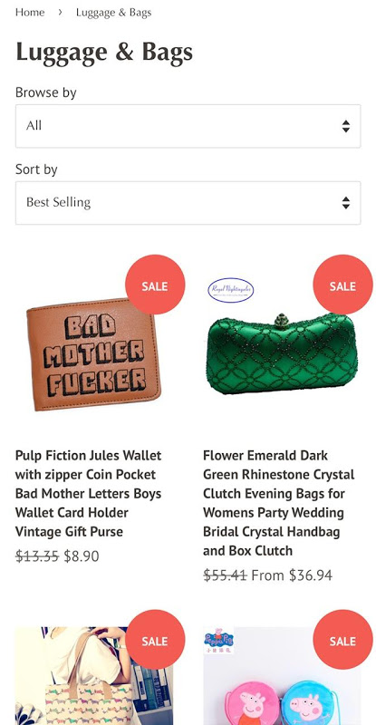 Clothing-Deal.Club - Online Shopping 1.0.0 Screen 3