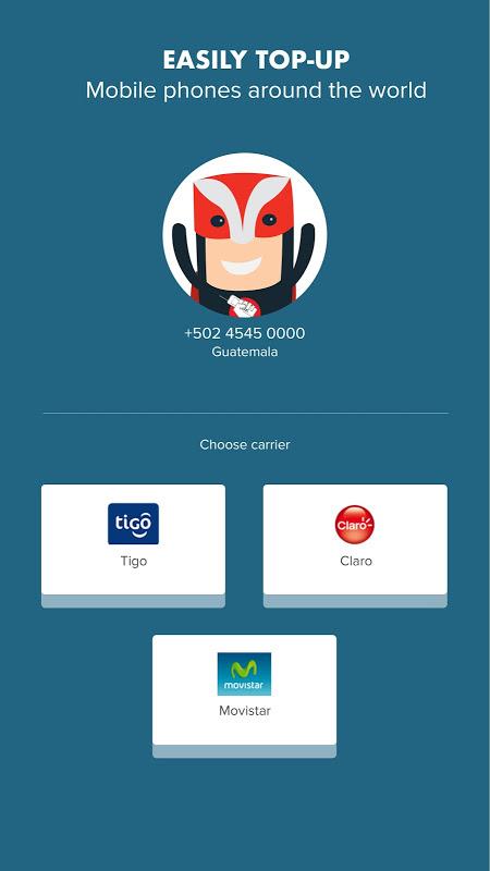 Android BOSS Revolution Money Screen 5