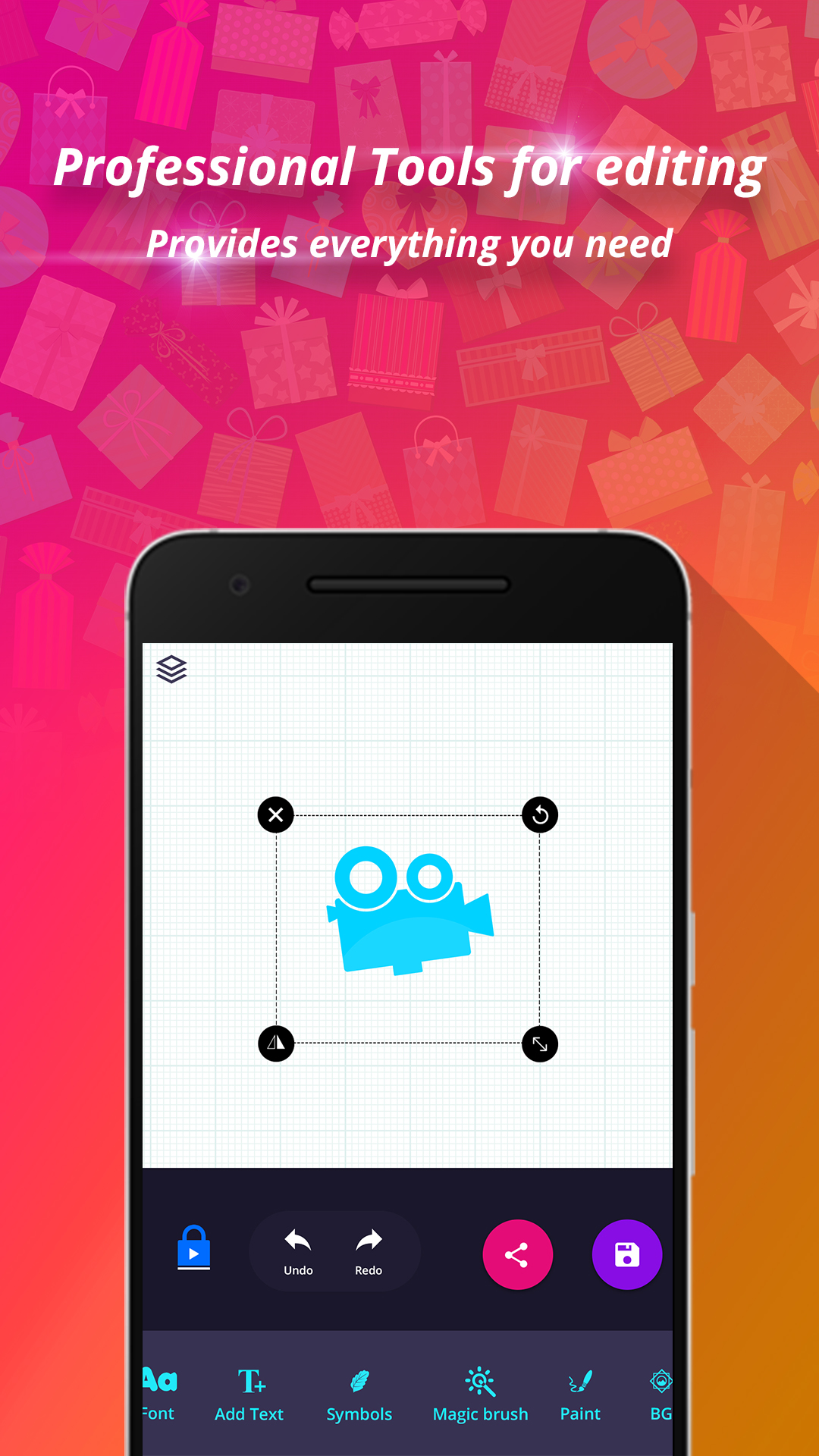 Android Logo Maker & Logo Design Generator Screen 11