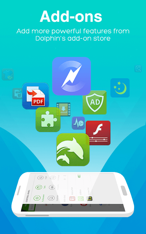 Dolphin Browser 12 0 16 APK Download by Dolphin Browser | Android APK