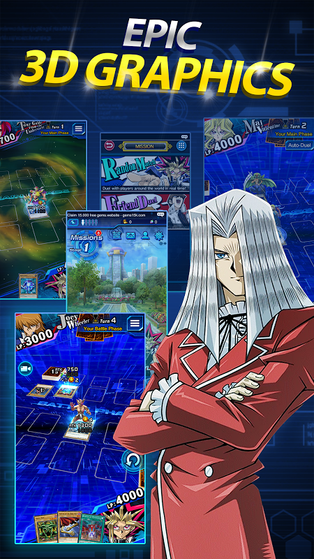 Android Yu-Gi-Oh! Duel Links Screen 17