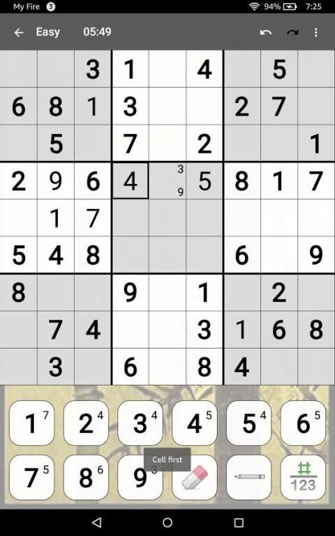 Sudoku 10.2.5.g Screen 15