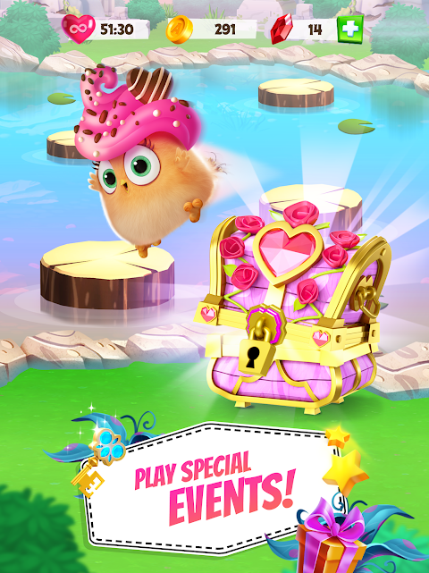 Android Angry Birds Match Screen 7