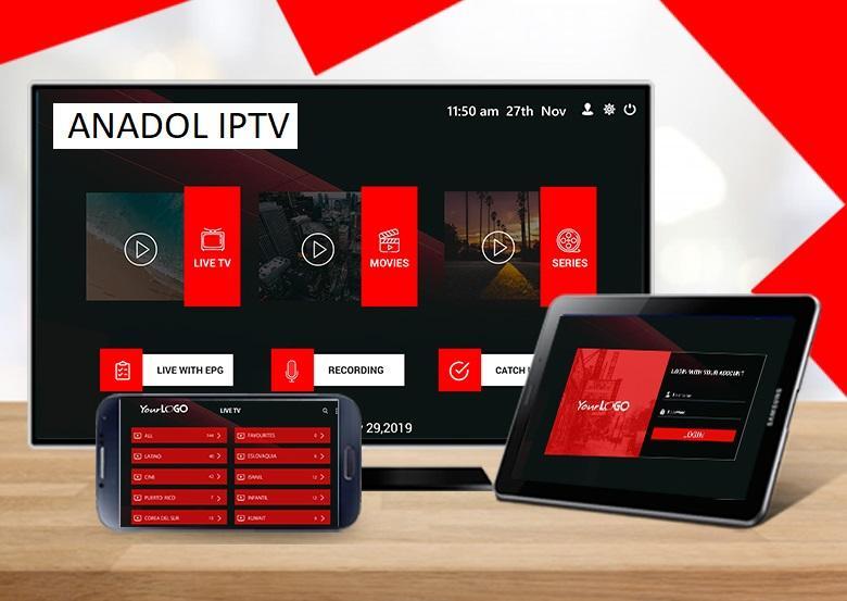 ANADOL IPTV APKs | Android APK