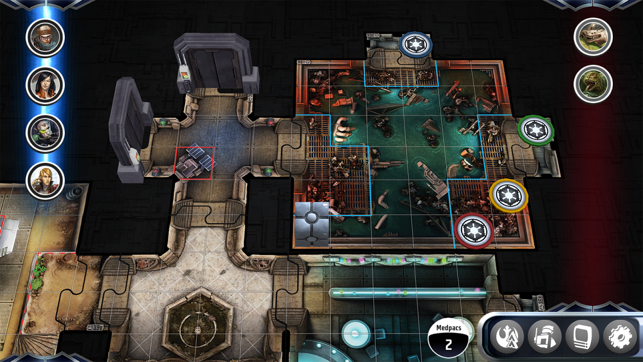 Star Wars: Imperial Assault app 1.0.1 Screen 3